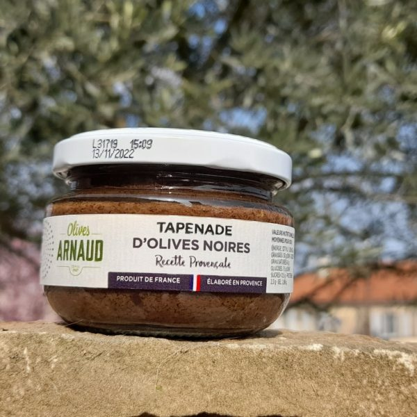tapenade, olives, apéro, box, bio, local